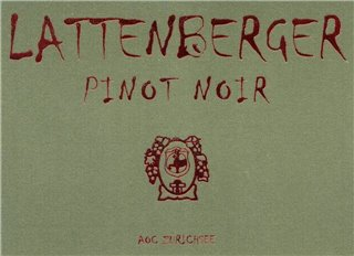 Lattenberger Pinot Noir 75cl