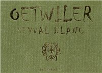 Oetwiler Seyval blanc 75cl
