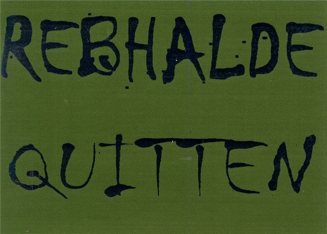 Rebhalde Quitten 43% 75cl